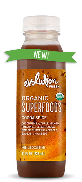 Organic Superfoods Cocoa Spice