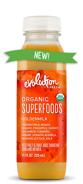 Organic Superfoods Goldenmilk