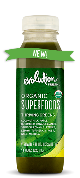 Organic Superfoods Thriving Greens