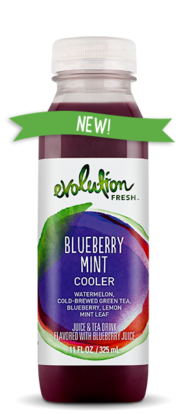 Blueberry Mint Cooler