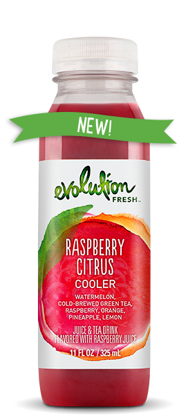 Raspberry Citrus Cooler