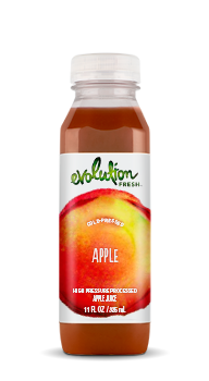 Evolution Fresh | Apple |   Cold-Pressed Juice