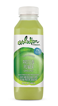 Evolution Fresh | Protein Power Greens |  Cold-Pressed Smoothie