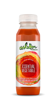 Evolution Fresh | Essential Vegetable |   Cold-Pressed Juice