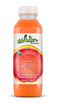 Evolution Fresh | Organic Grapefruit |   Cold-Pressed Juice