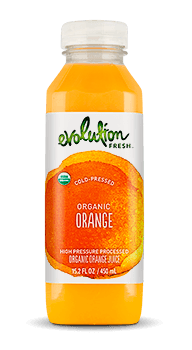 Evolution Fresh | Organic Orange |   Cold-Pressed Juice