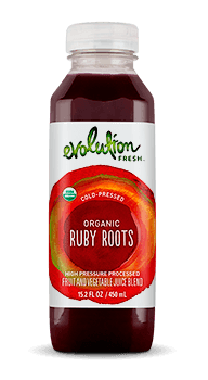 Evolution Fresh | Organic Ruby Roots |   Cold-Pressed Juice