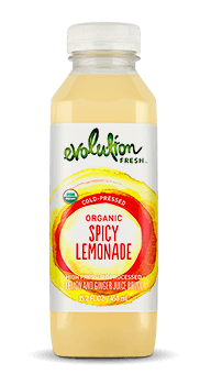 Evolution Fresh | Organic Spicy Lemonade |   Cold-Pressed Juice