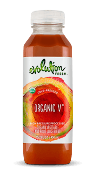 Evolution Fresh | Organic V® |   Cold-Pressed Juice