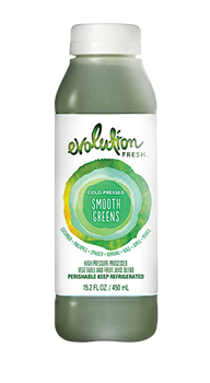 Evolution Fresh | Smooth Greens |   Cold-Pressed Juice